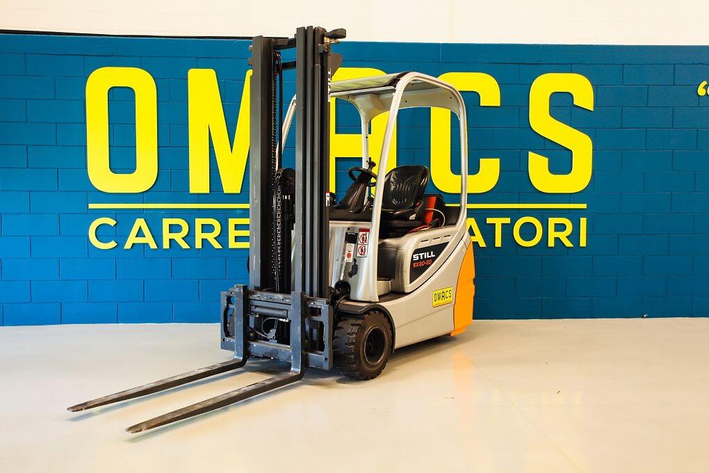 Carrello Elevatore STILL RX 20-20 – 2012